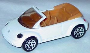 Offs Superfast 81 A 9 Vw Concept 1 Convertible White Flower Wheels Plastic Base Made In China