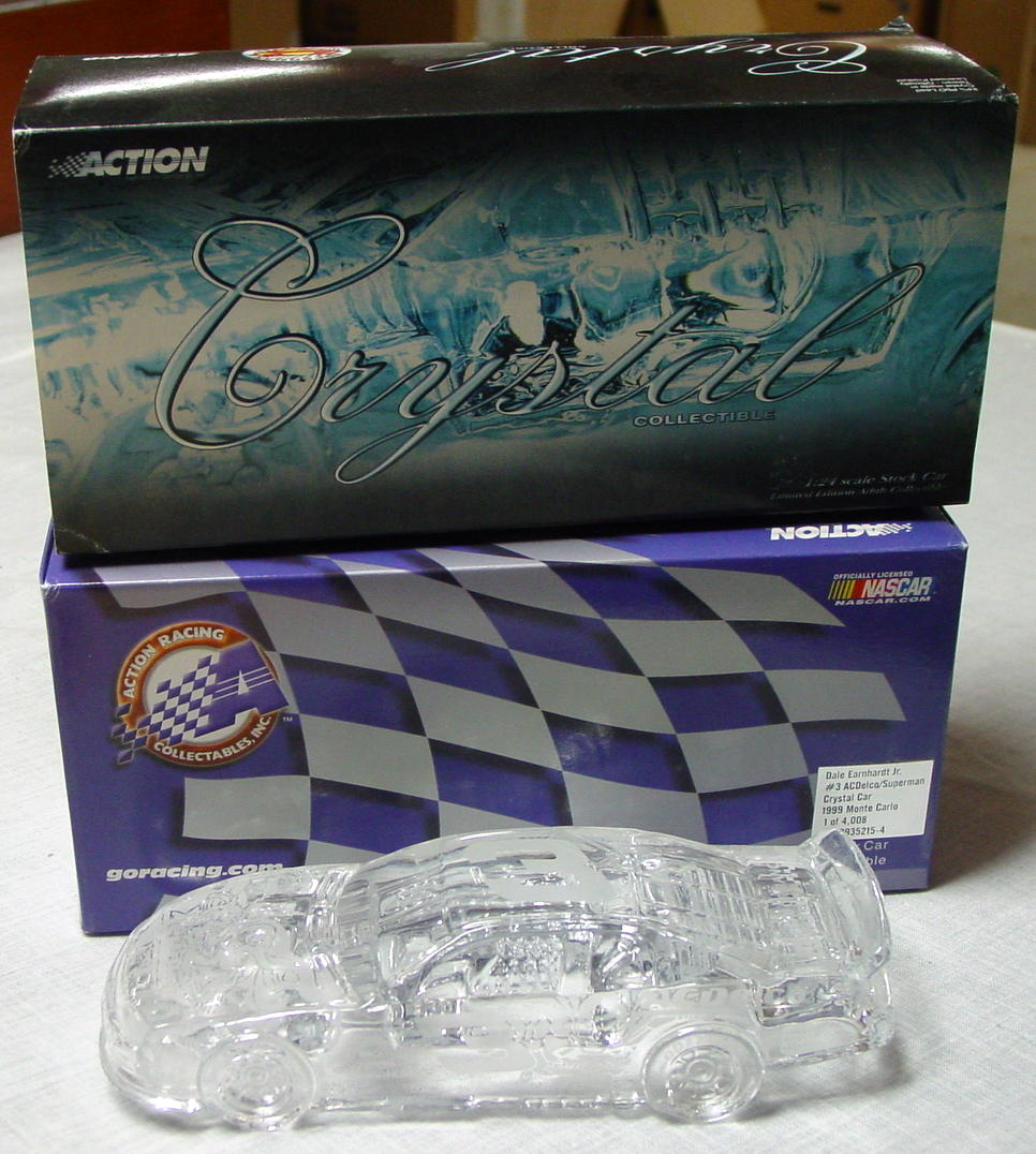 1_24 Scale - ACTION Crystal Dale Earnhardt Jr