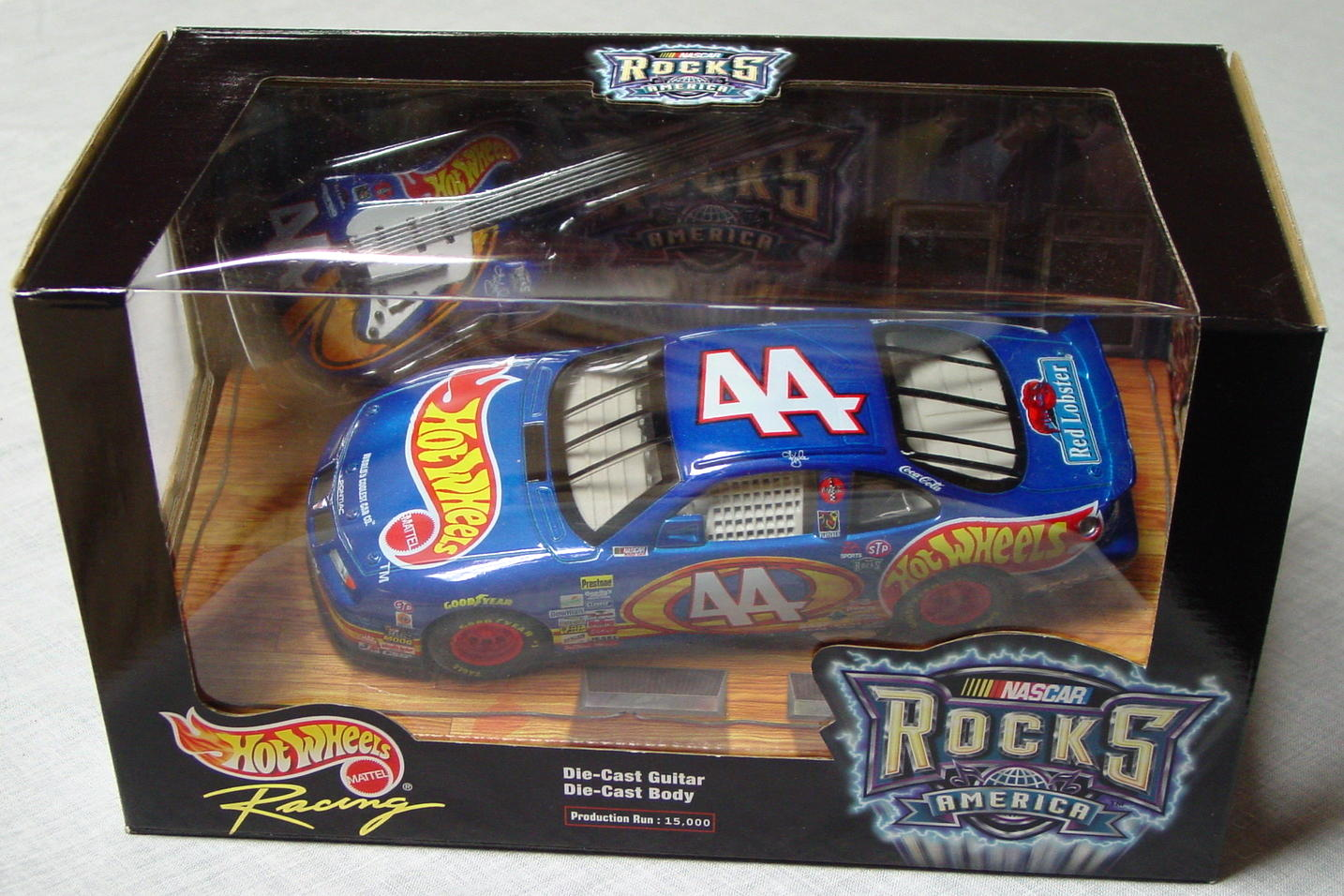 1_24 Scale - HW NASCAR Rocks Kyle Petty 1/15000 44