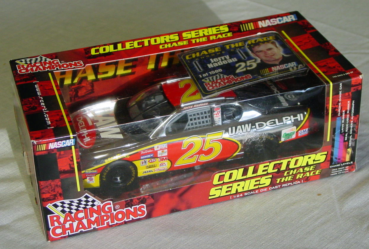 1_24 Scale - RC Jerry Nadeau Chrome Chase 1/1500