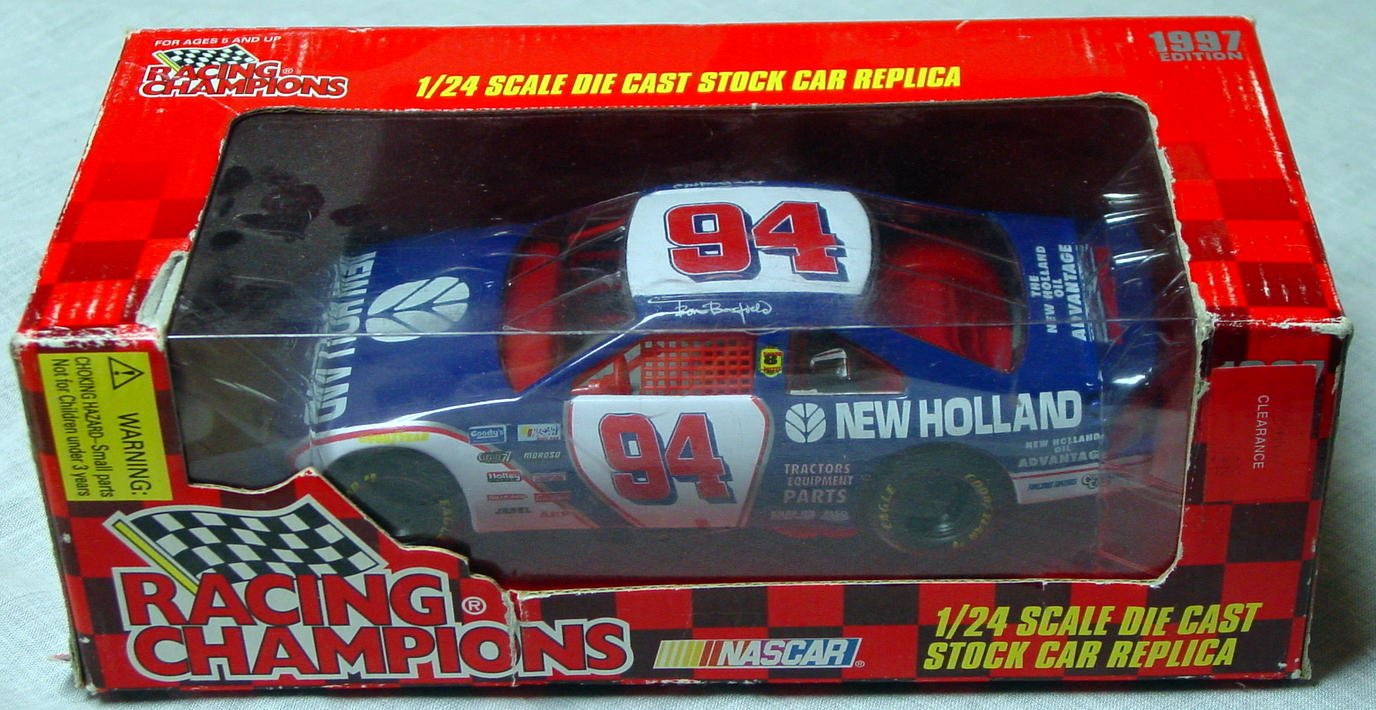 1_24 Scale - RC 1997 Edition Don Bergfield 94 New Holland