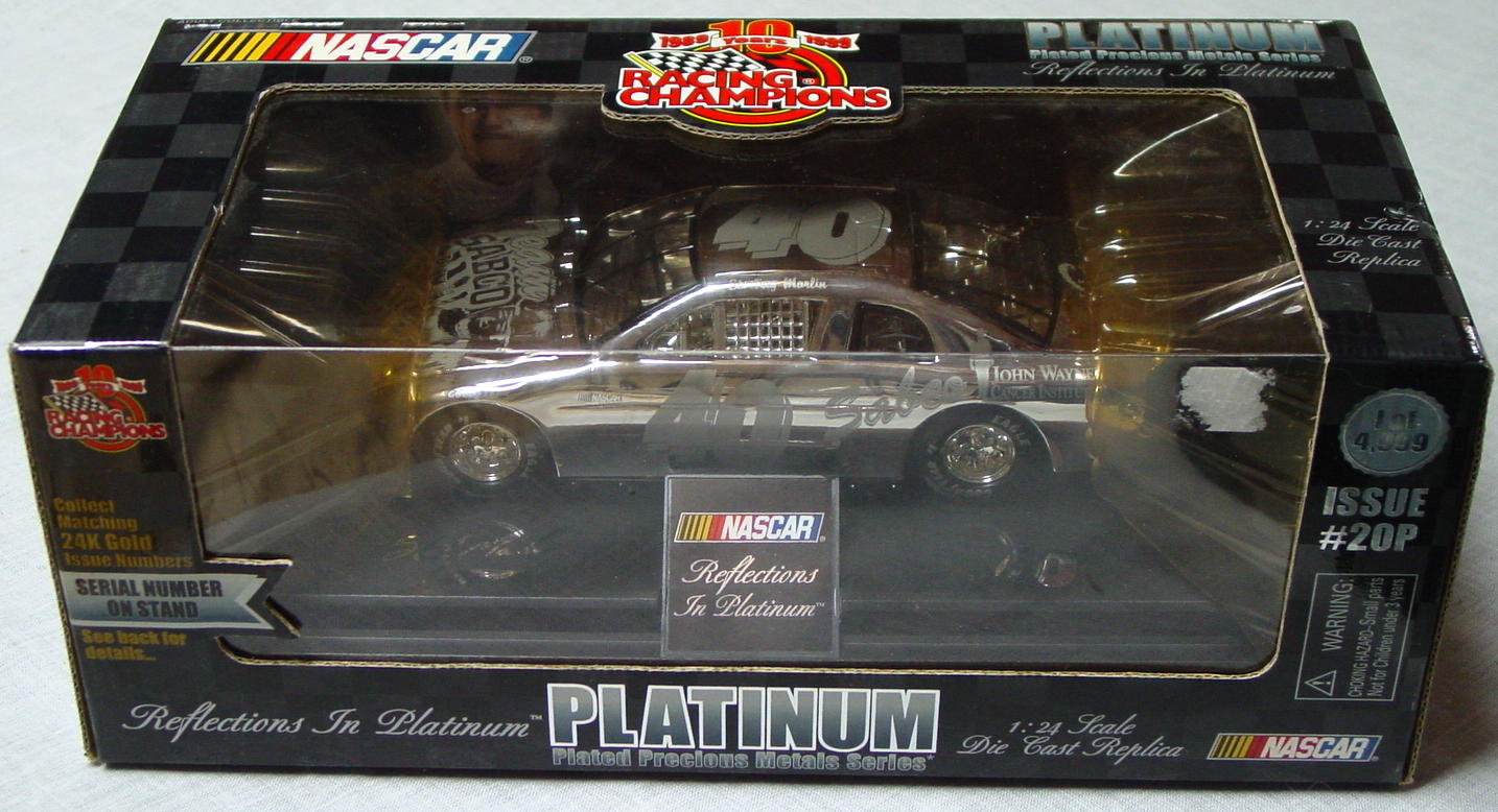 1_24 Scale - RC Platinum 1/4999 Sterling Marlin 40 John Wayne
