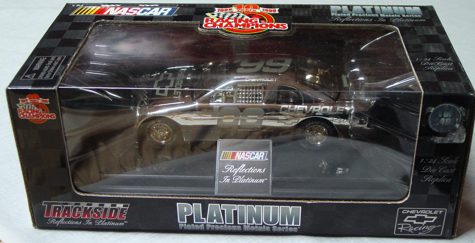 1_24 Scale - RC Platinum Trackside 99 Chevy 1/2499