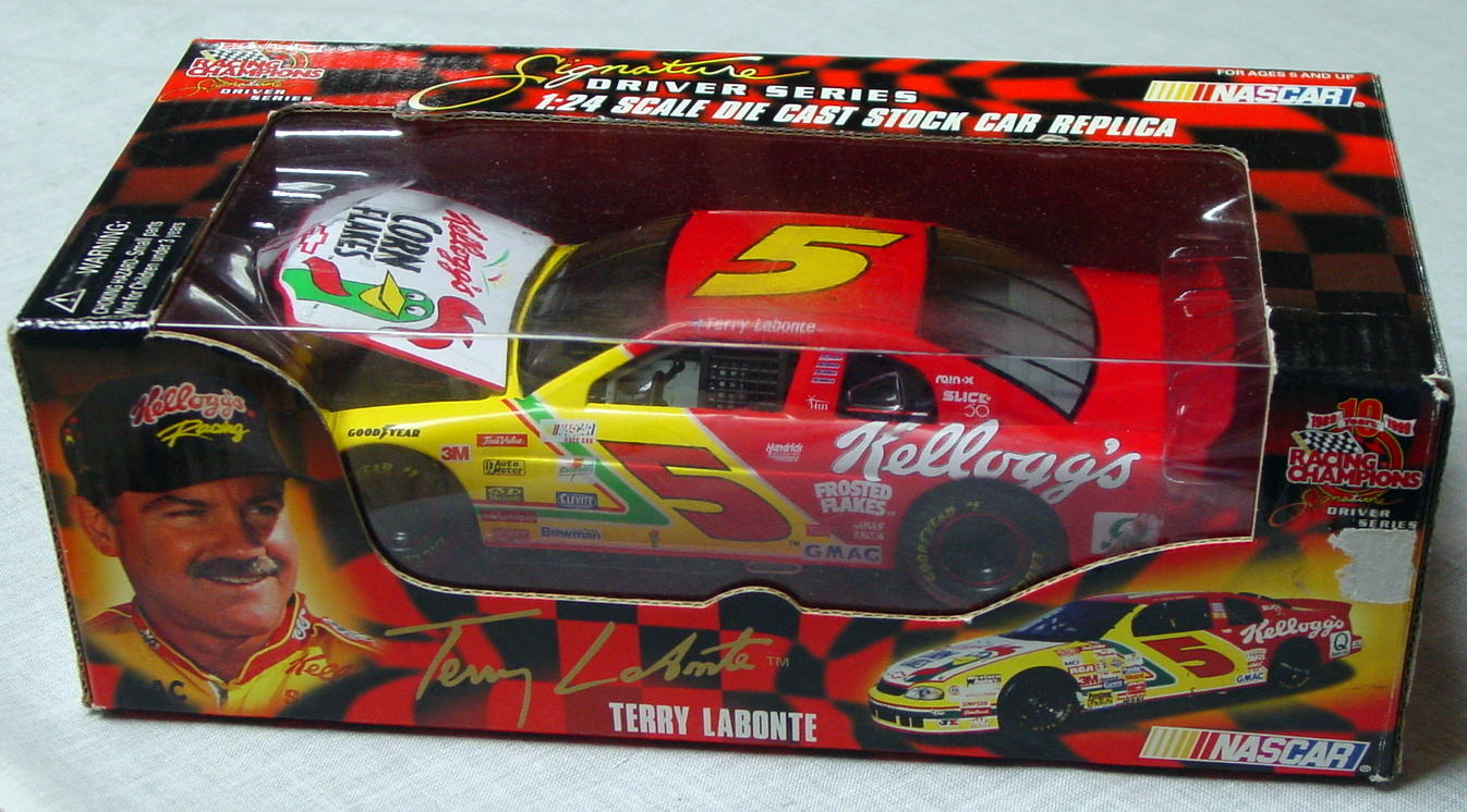 1_24 Scale - RC Signature Series Terry LaBonte