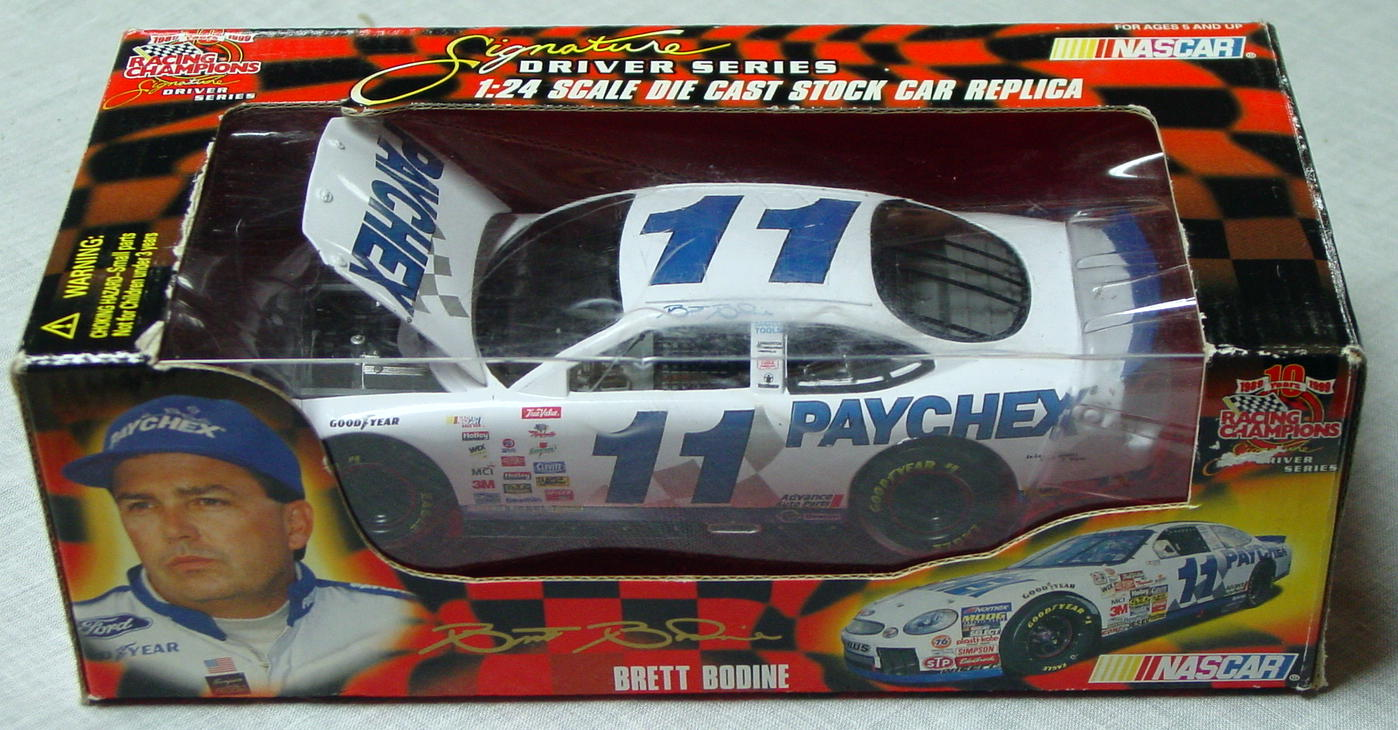 1_24 Scale - RC Signature Series Brett Bodine 11