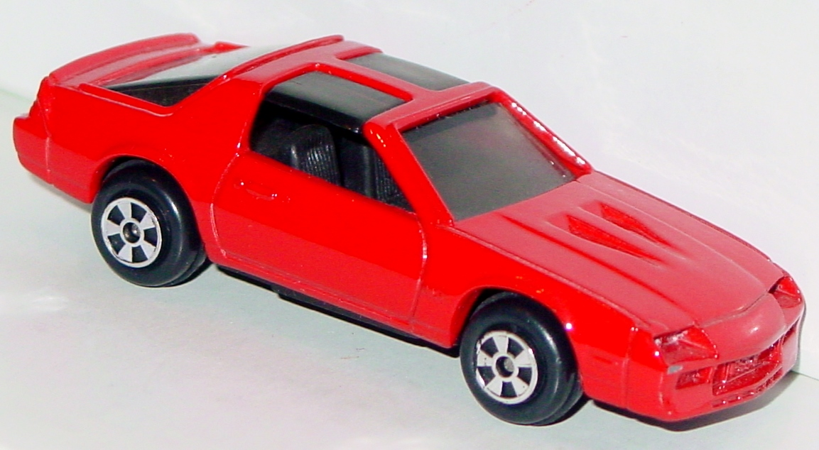 64 - ERTL REPLICA 34 Camaro Z28 Red