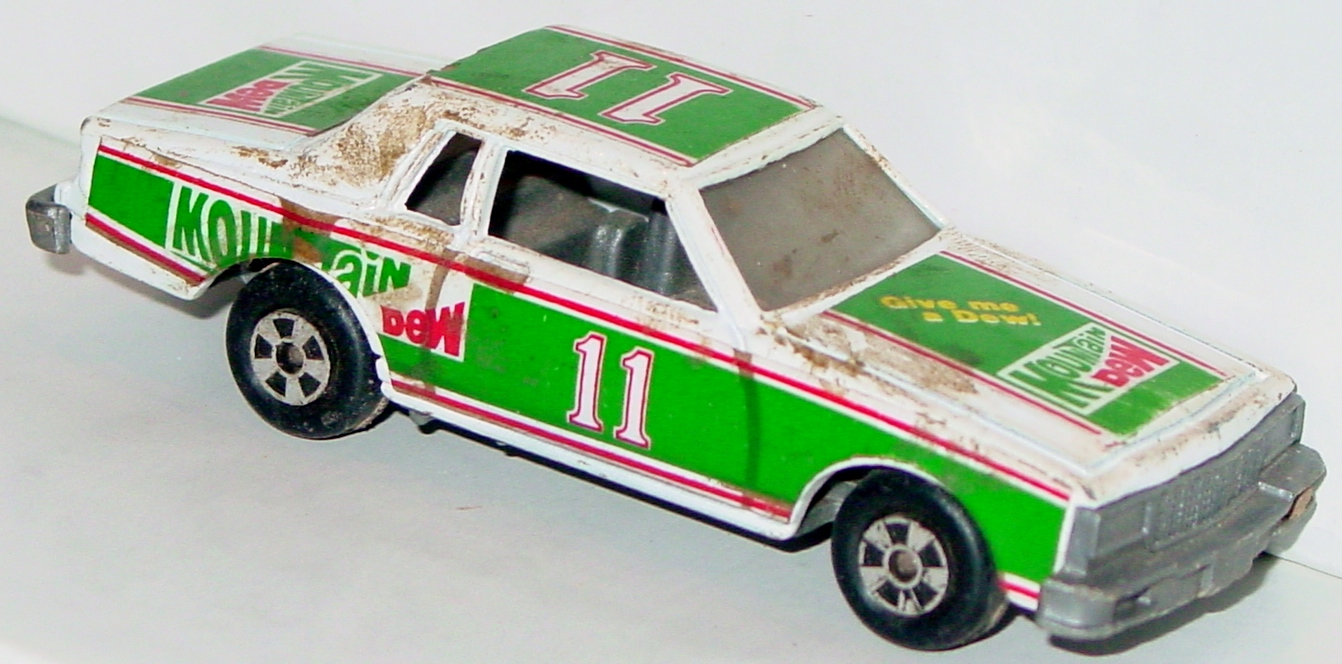 64 - ERTL REPLICA 80 Chevy Mountain Dew