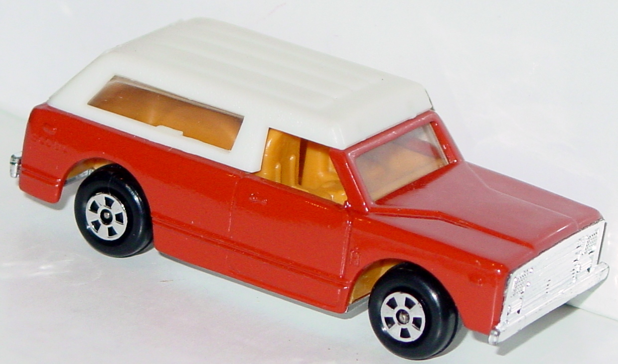 64 - ERTL REPLICA Scout Traveler Brick