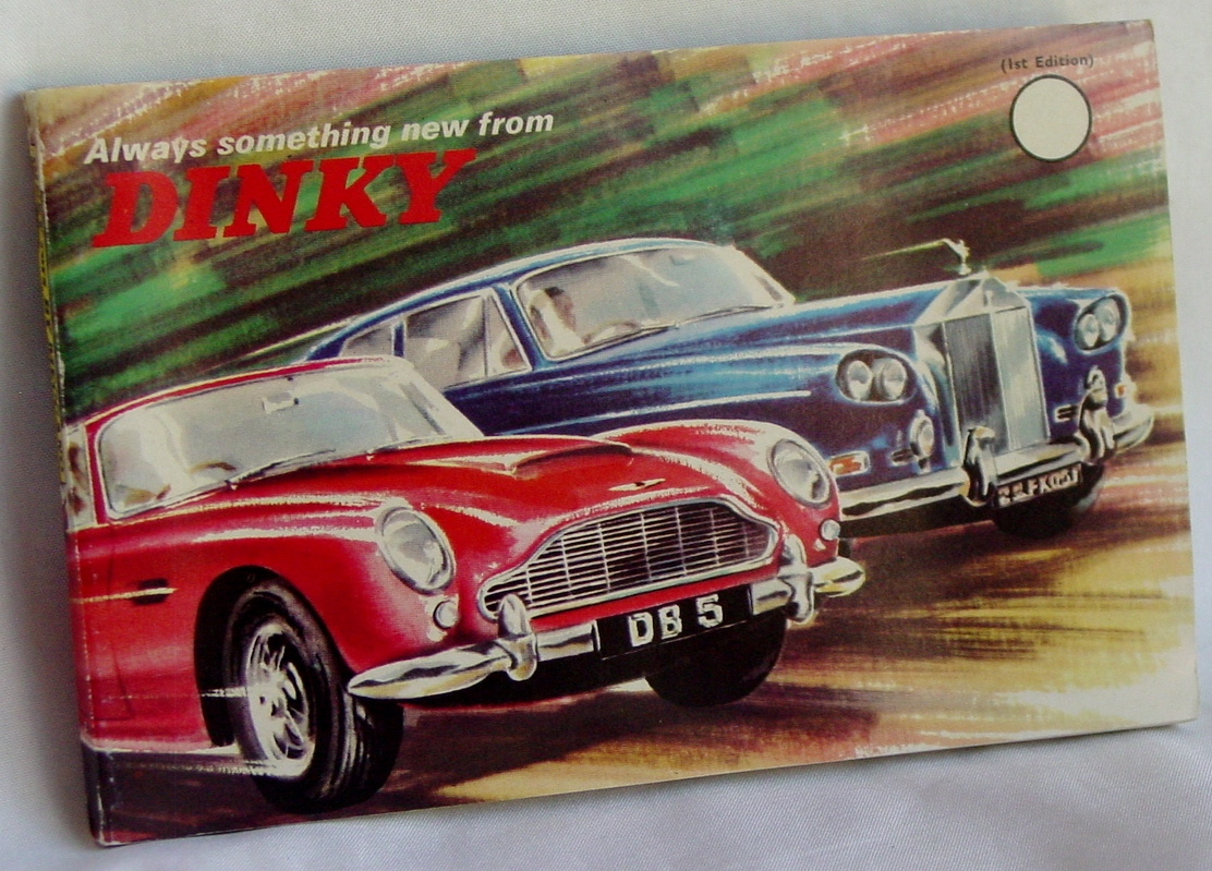 Dinky - 1966 Catalog 1st Edition