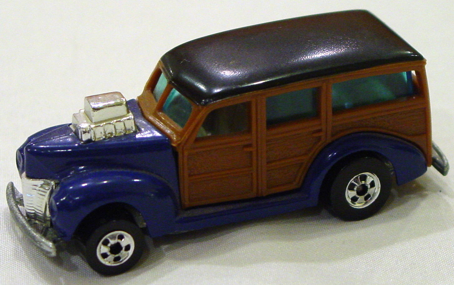 Blackwalls 1131 B 2 - 40s Woodie Blue Mal