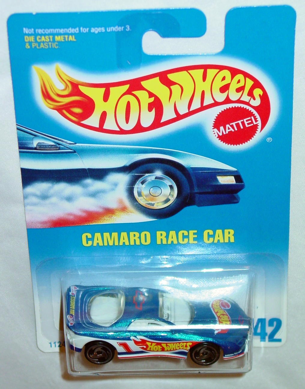 Blackwalls 11243 - 242 Camaro Race Car met ble DW3