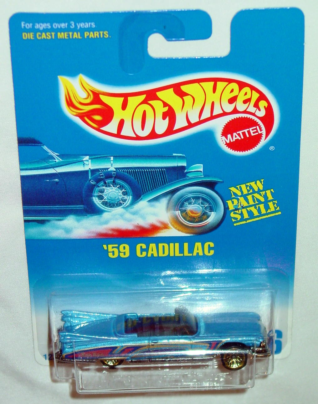 Blackwalls 12359 - 266 59 Caddy Blue LWGD