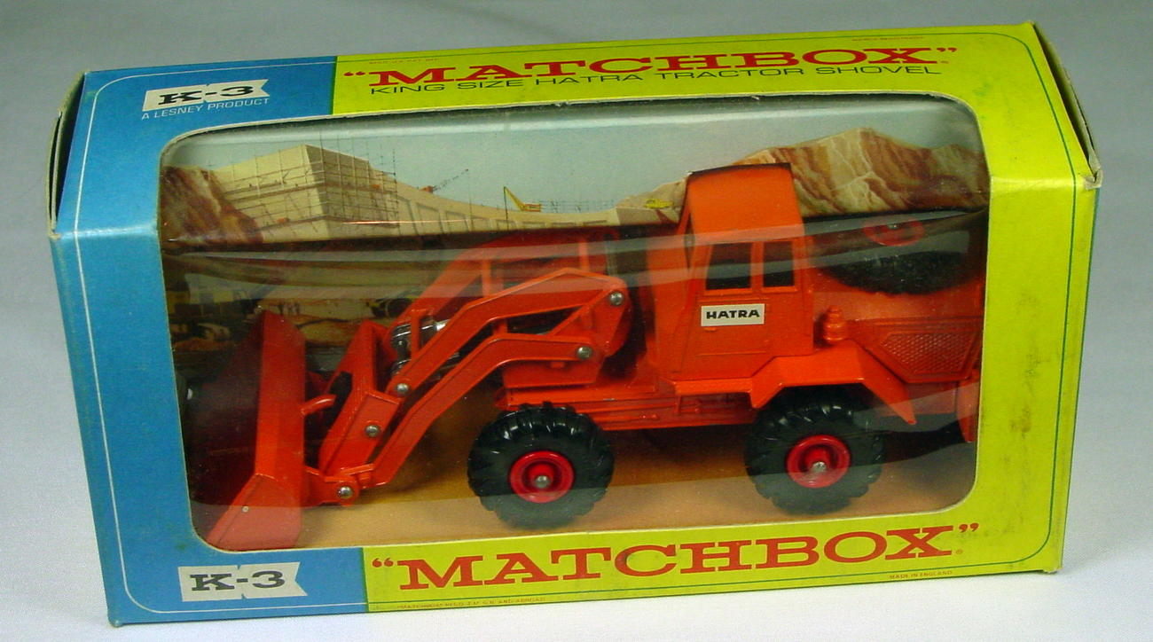 King Size 03 B 1 - Hatra Tractor Shovel 3 chips C9 window box