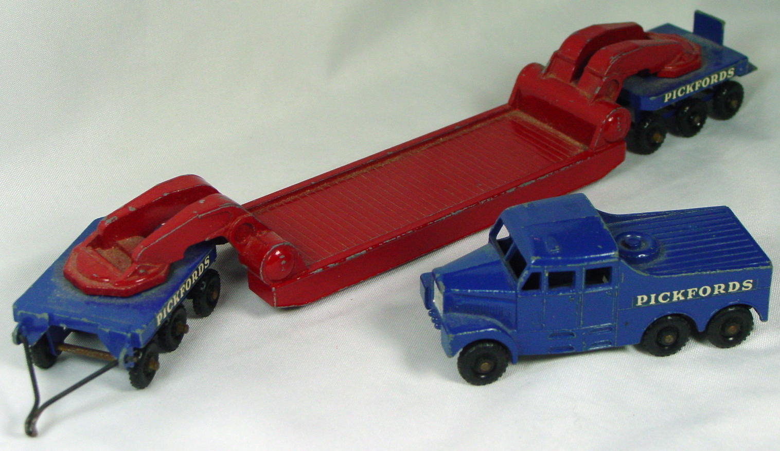 Major Pack 06 A 2 - Pickfords 200-ton transp BLUE/RED