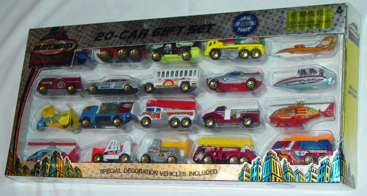 Offshore SuperFast - 20-pc Gift Set Mattel Store only!