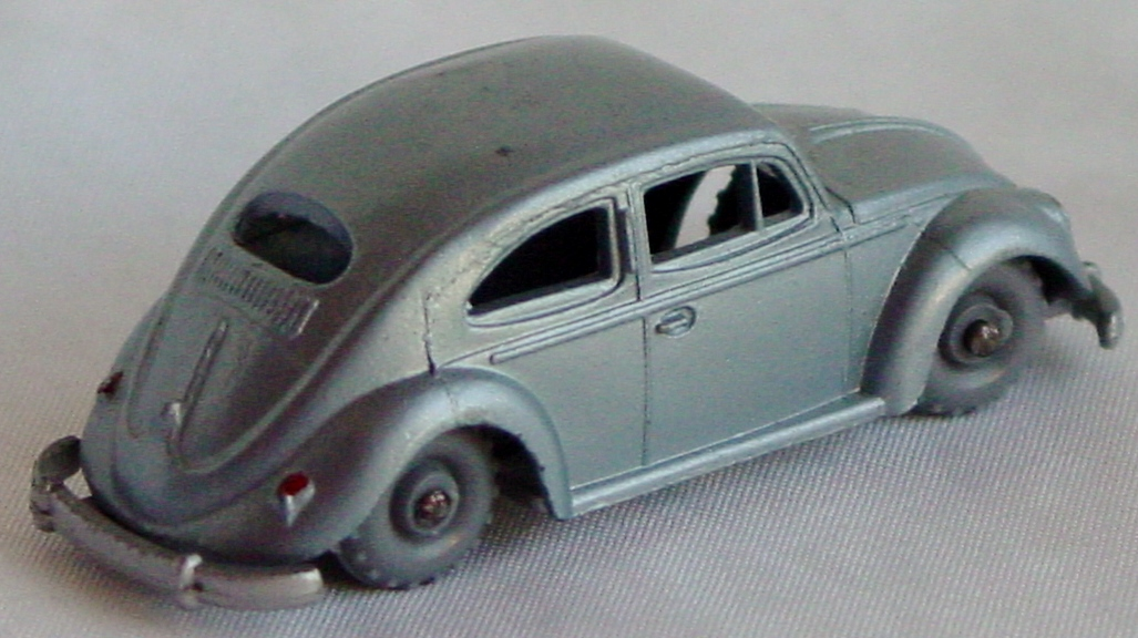 72 - BUDGIE 08 VW Beetle GW one slight chip