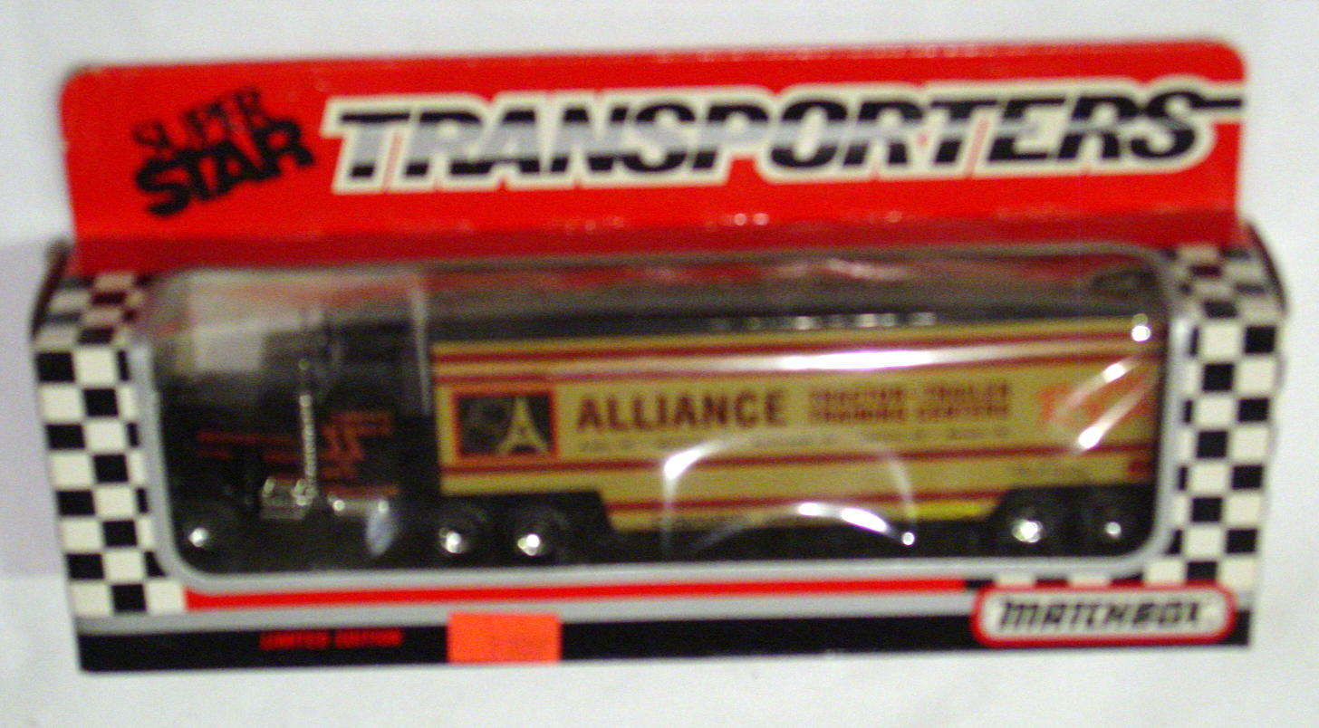 Convoy 104 A 57 - Kenworth Sup transp Black Alliance 59 WR