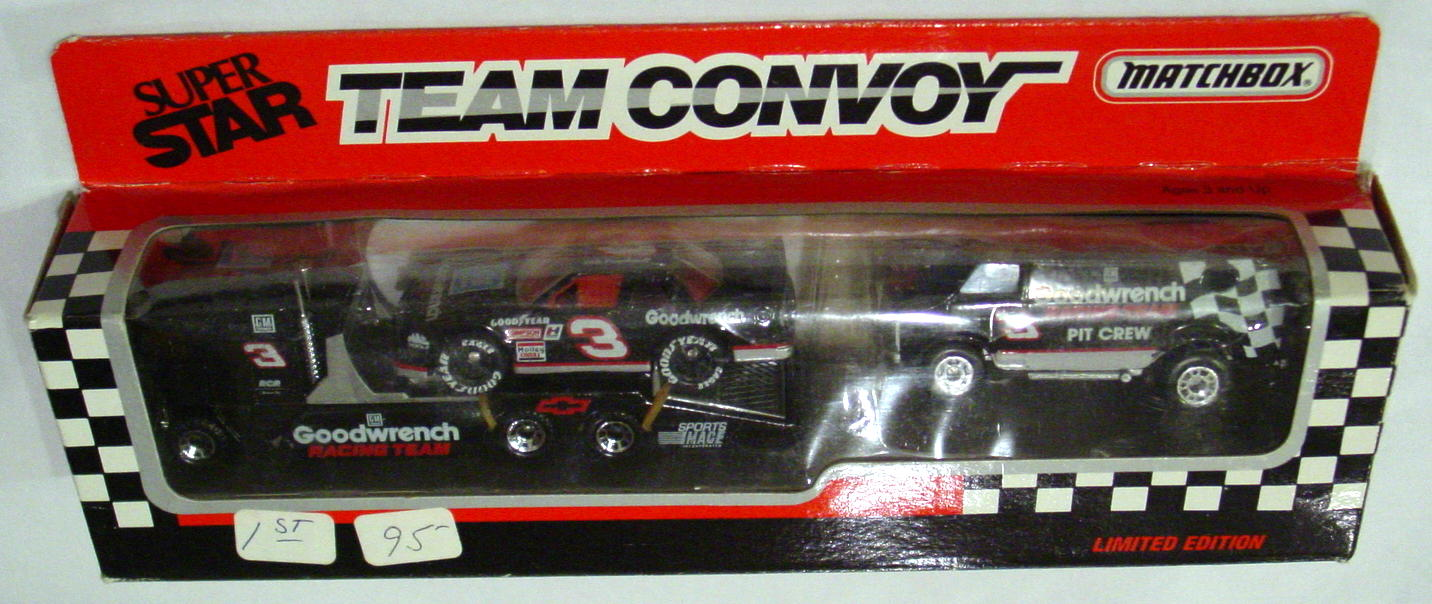 Convoy - TC54A1 Goodwrench Black NO DOOR TAMPO