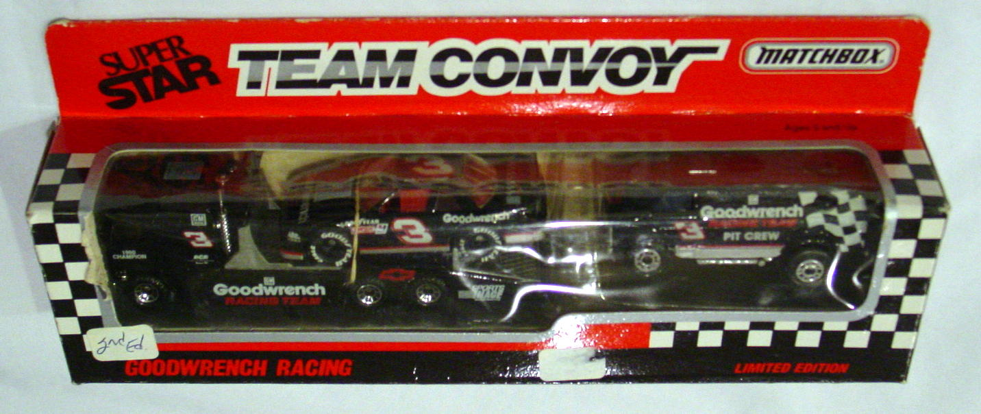 Convoy - TC54A2 Goodwrench Black 1990 Champ no Western Steer