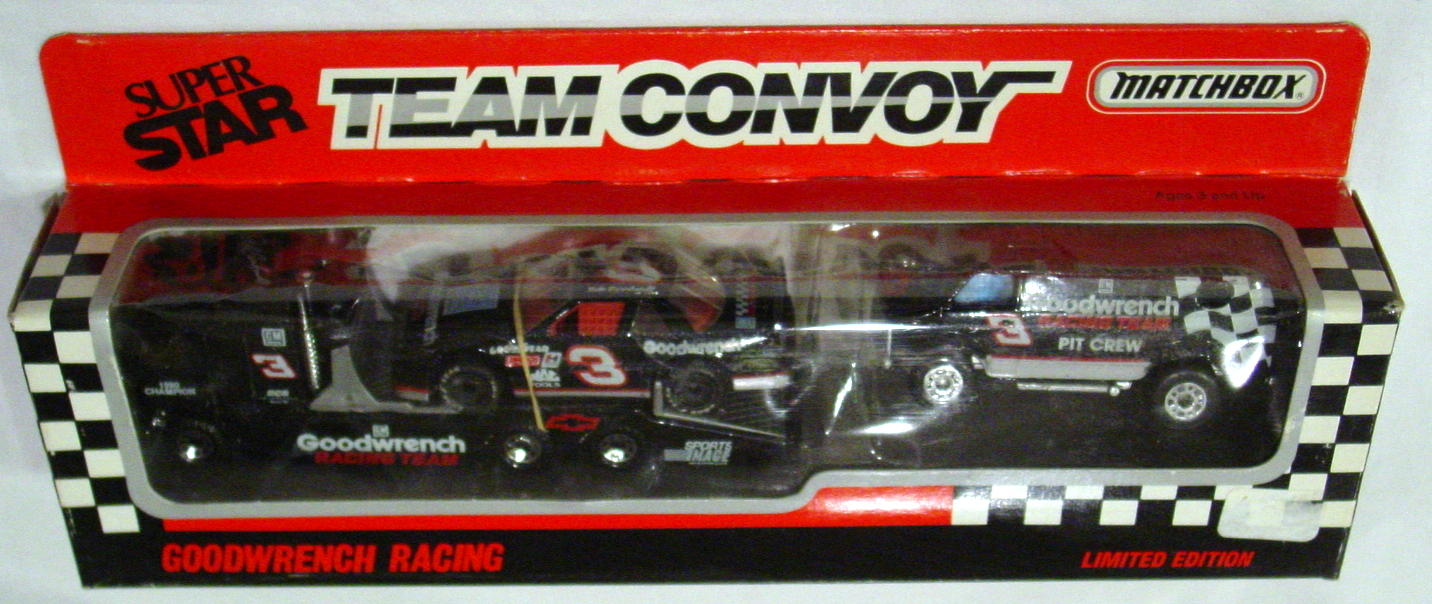 Convoy - TC54A5 Goodwrench Black 1990 Champ Dale Earnhardt