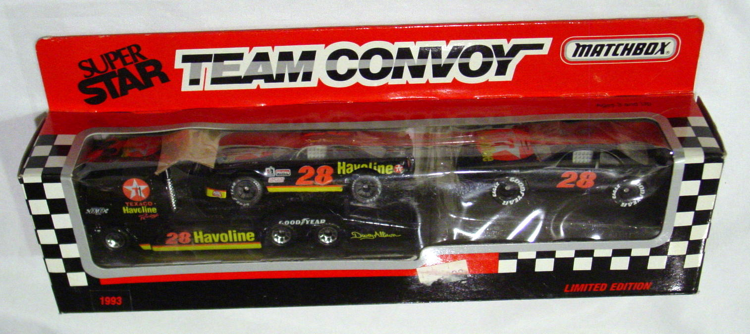 Convoy - TC66A1 Texaco Havoline Team 54H/7G Black