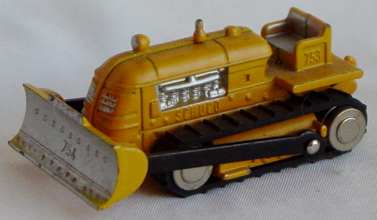 87 - UNKNOWN Dozer
