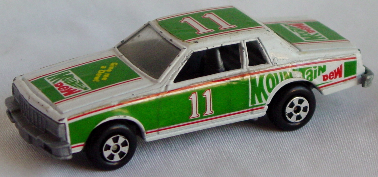 64 - ERTL REPLICA 80 Chevrolet Mountain Dew