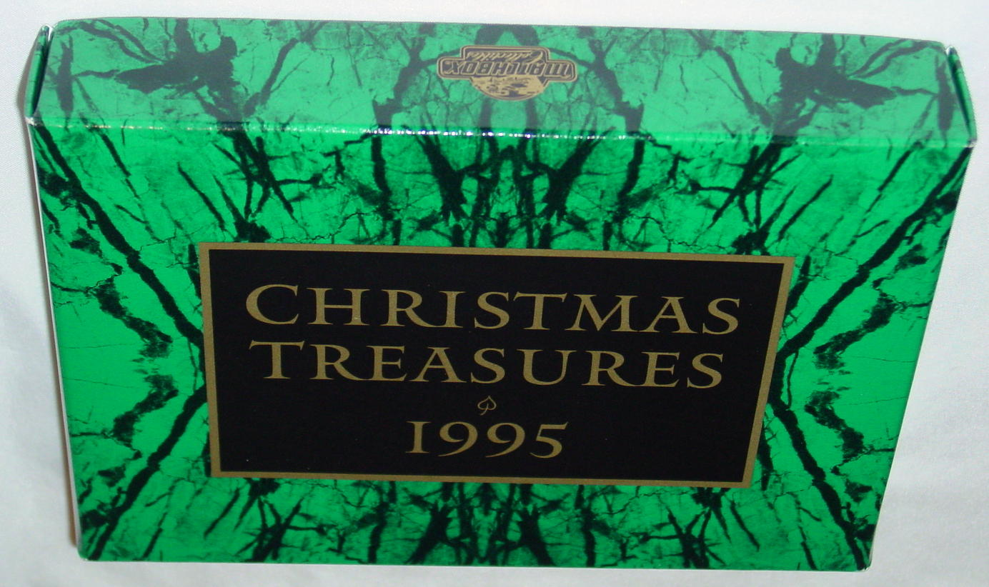 Offshore SuperFast - Christmas Ornaments 1995 4 miniatures