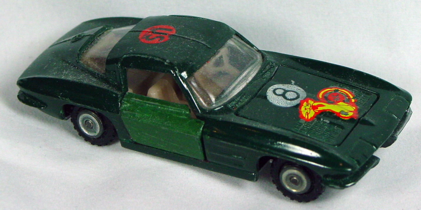64 - IMPY 11 Corvette Stingray Dk Green with decals