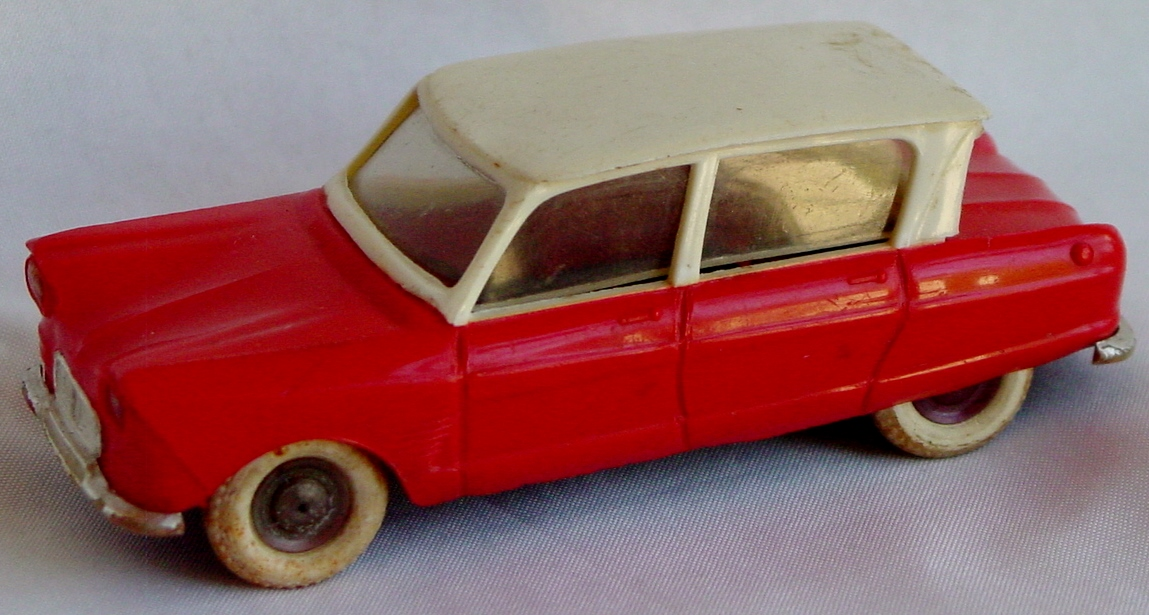 43 - MINIALUXE Citroen AM 16 Red and White