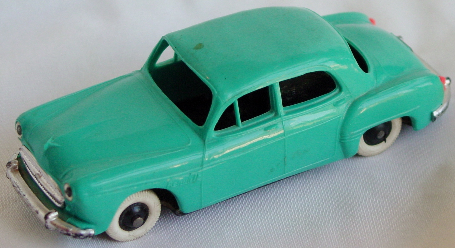 43 - NOREV Renault Amiral blu-Green friction does notwork