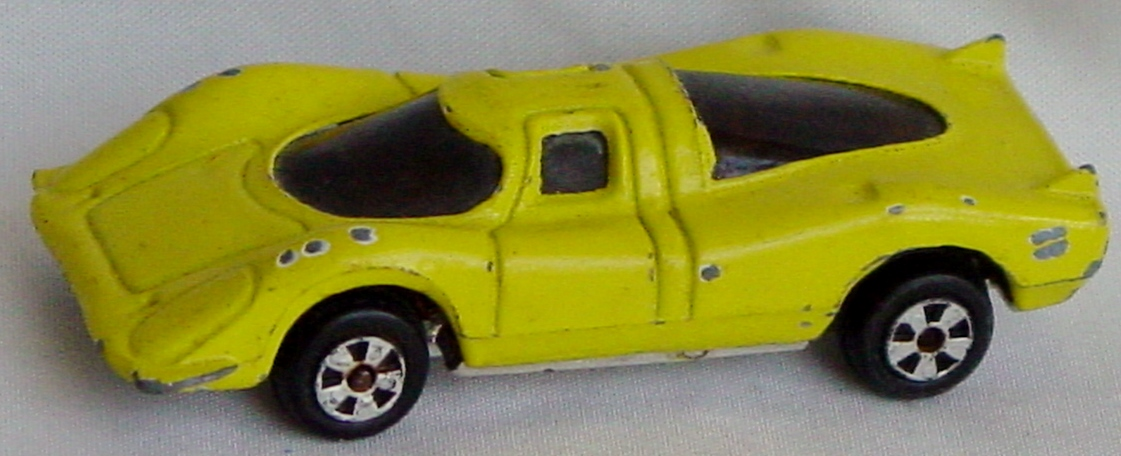 64 - KENNER Porsche 917 Yellow HK