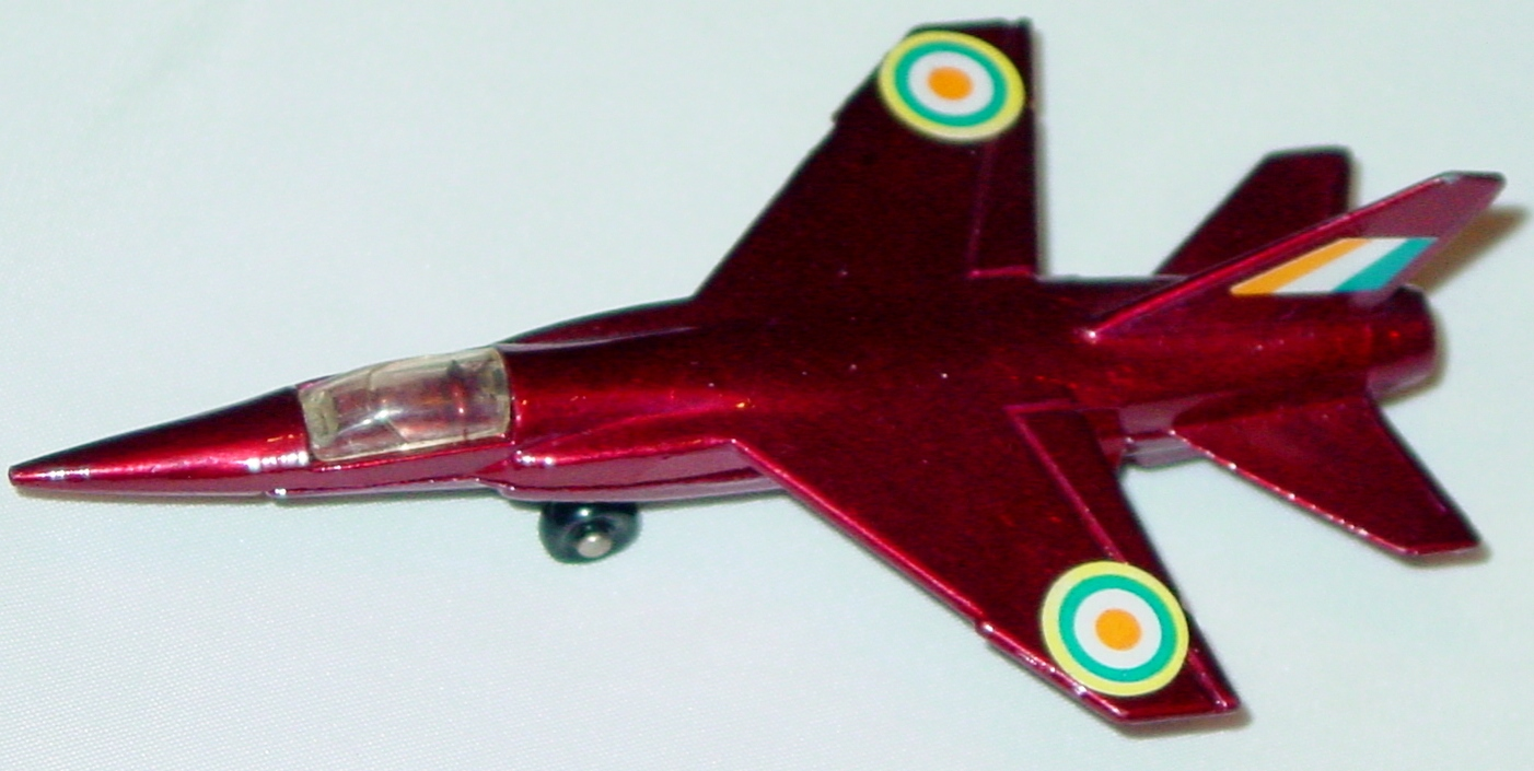 Sky Buster 04 A 3 - Mirage F1 Very Dark Red thick axles ENGLAND