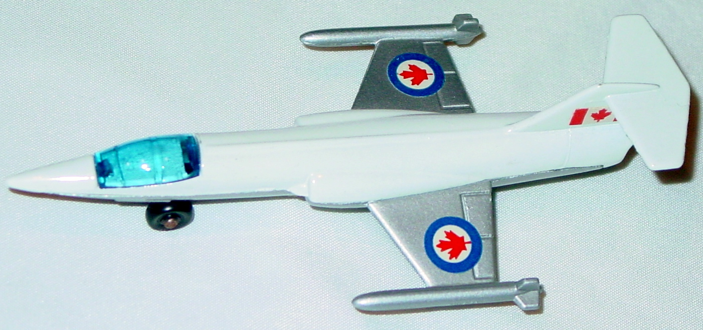 Sky Buster 05 A 2 - Starfighter White thick axles maple leaf labels ENG