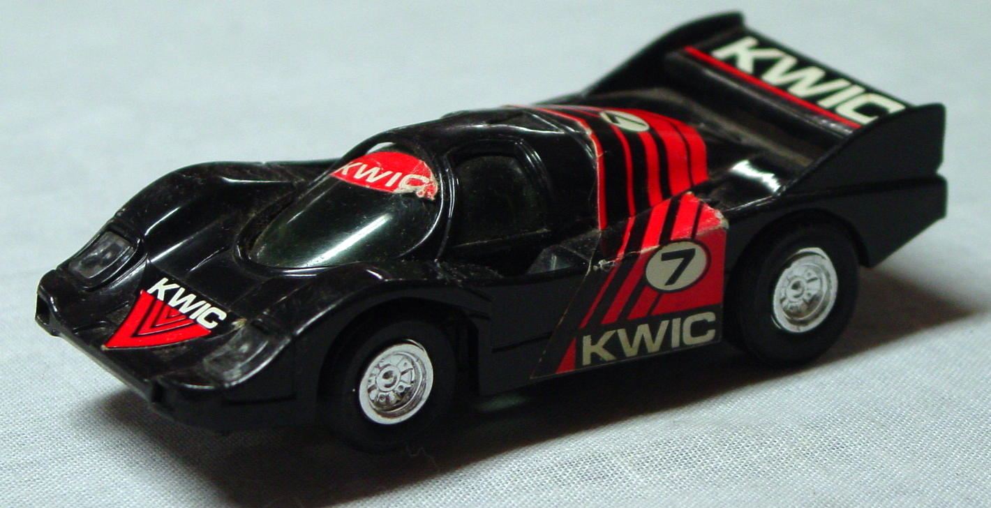 43 - SLOT GROUP C Racer? Black KWIC CHINA