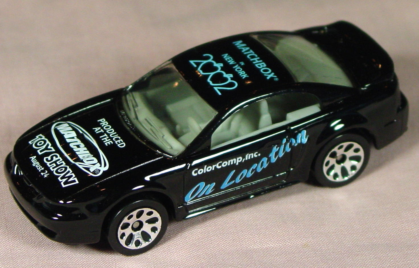 ASAP-CCI 17 I 29 - 99 Ford Mustang Black blue MBX NY 2002 on location CCI