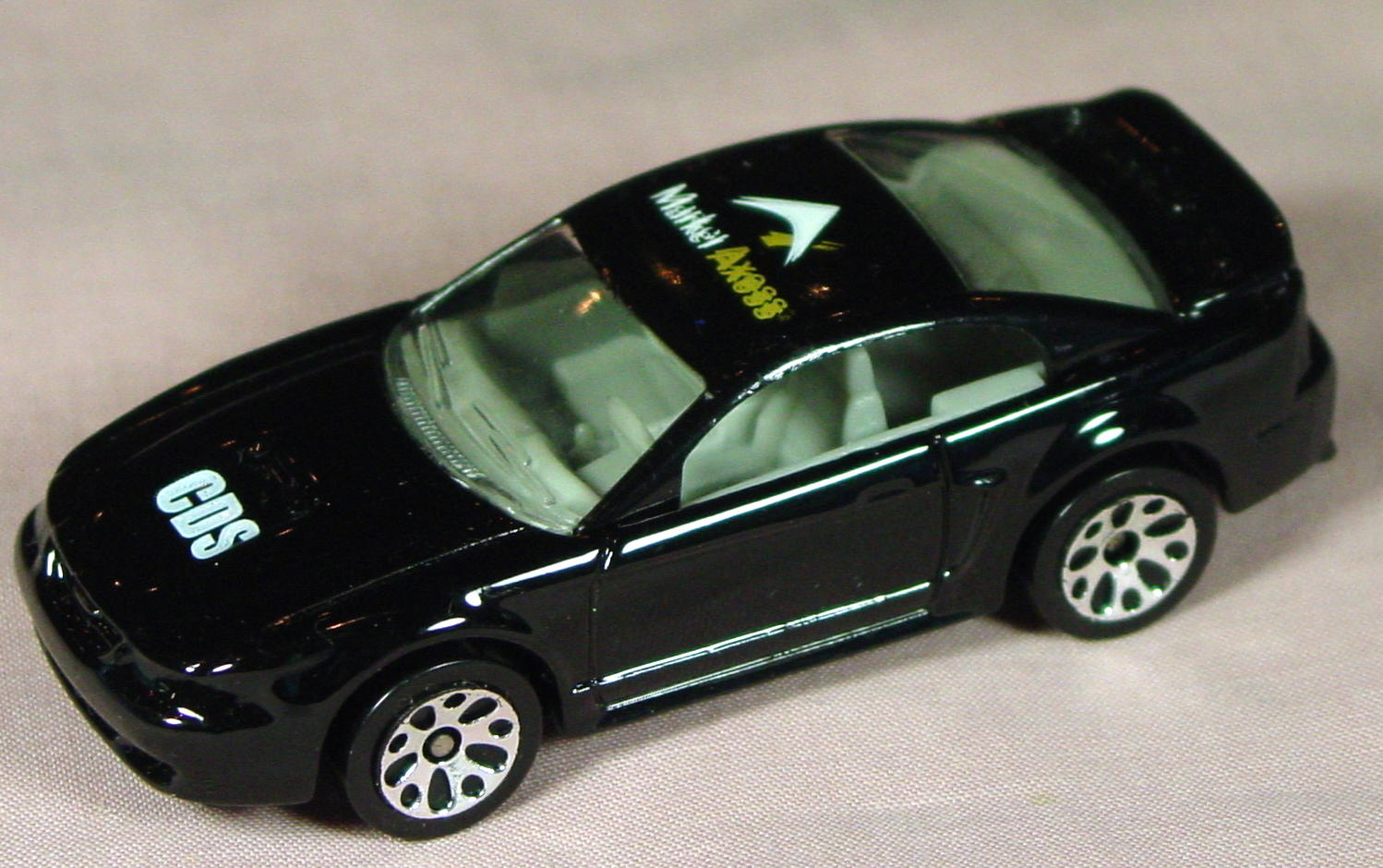 ASAP-CCI 17 I - 99 Ford Mustang Black CDS Market Axess ASAP
