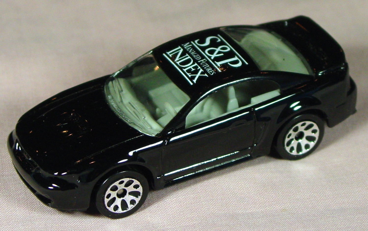 ASAP-CCI 17 I - 99 Ford Mustang Black S&P Index ASAP