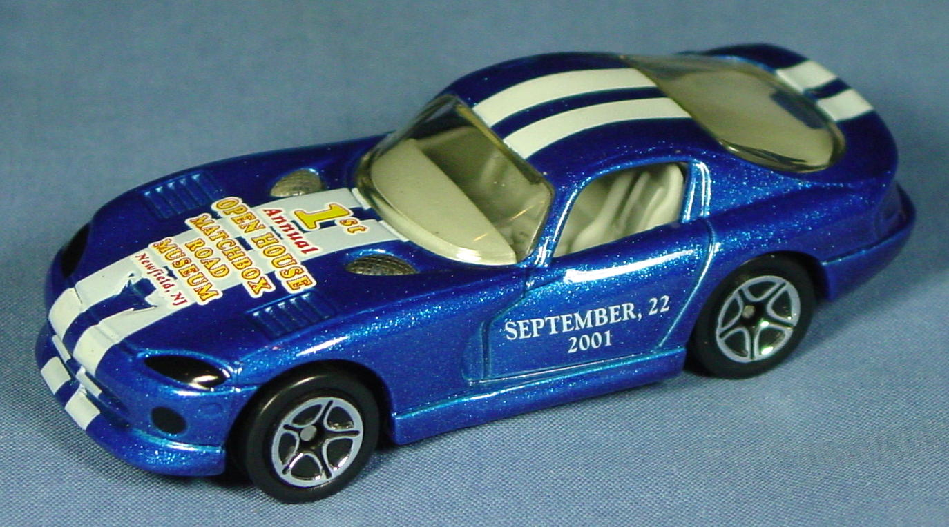 ASAP-CCI 01 G 48 - Dodge Viper GTS met Blue 1st Open House MBX RoadMus