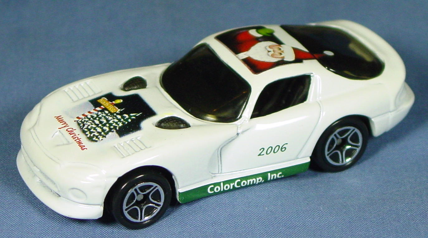 ASAP-CCI 01 G - Dodge Viper GTS White Merry Christmas 2006