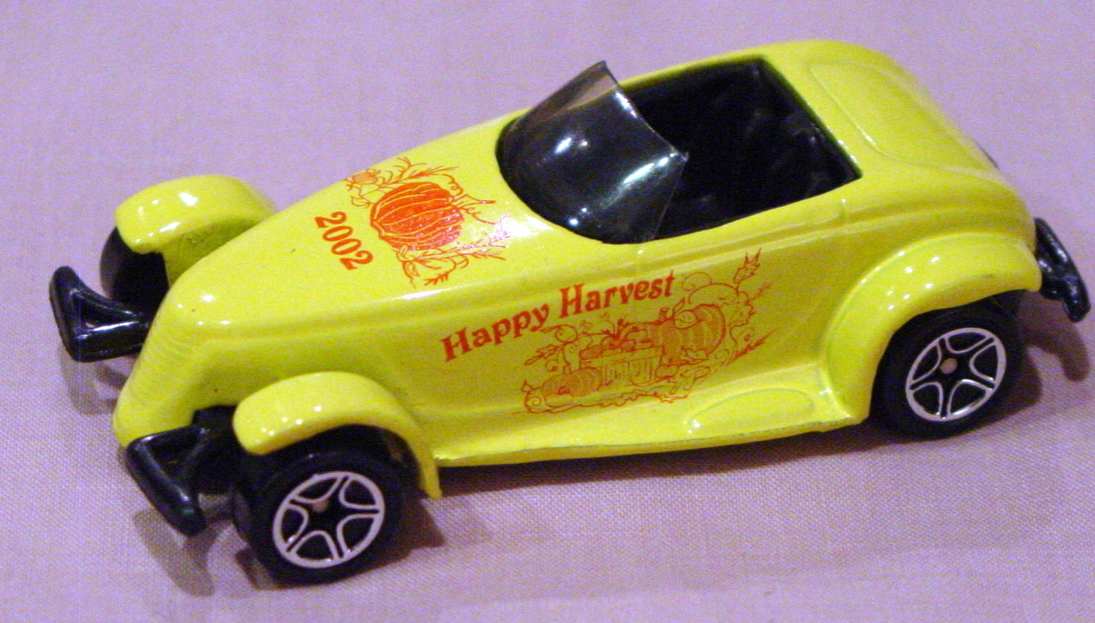 ASAP-CCI 34 G 59 - Prowler Yellow Happy Harvest 2002 CCI