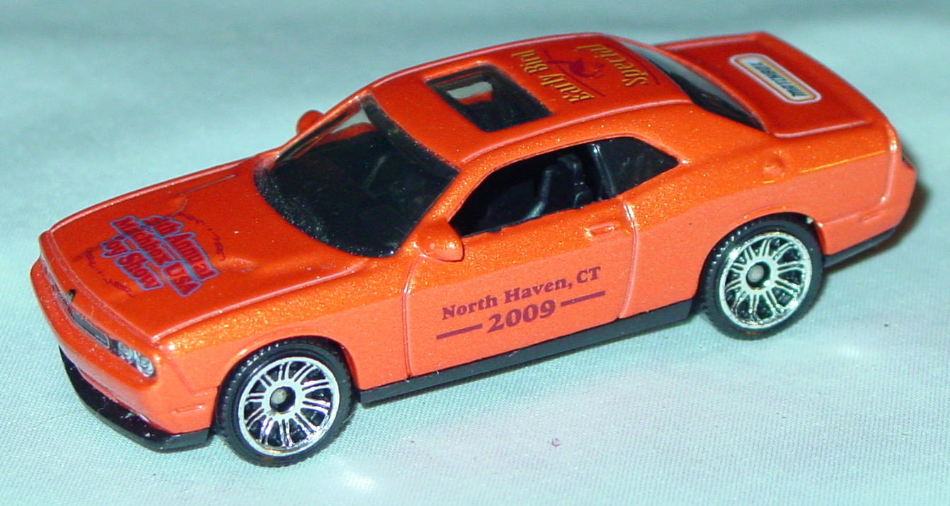 ASAP-CCI 12 Q - Dodge Challenger met Orange 28th MBX USA early Bird