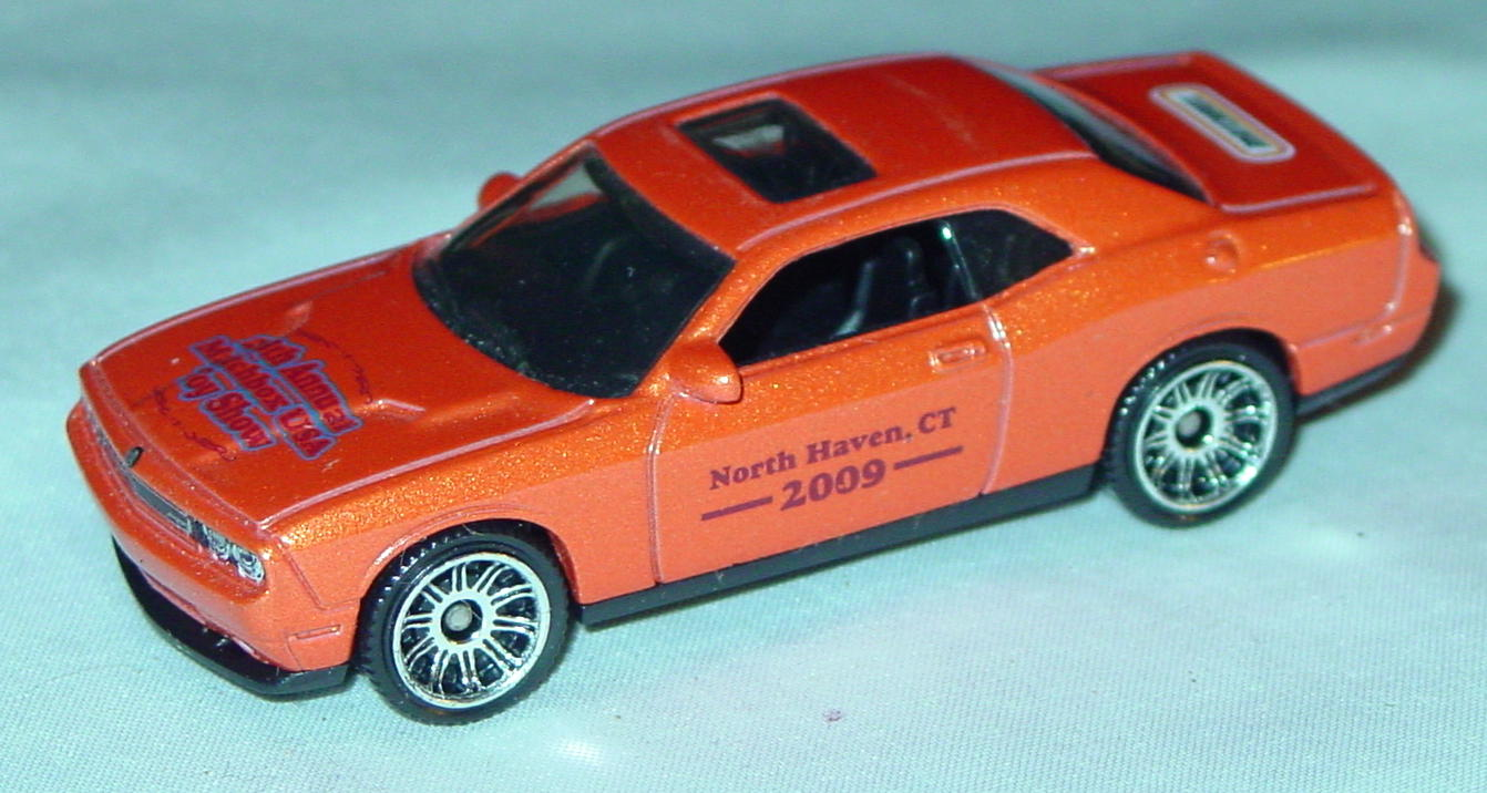 ASAP-CCI 12 Q - Dodge Challenger met Orange 28th MBX USA