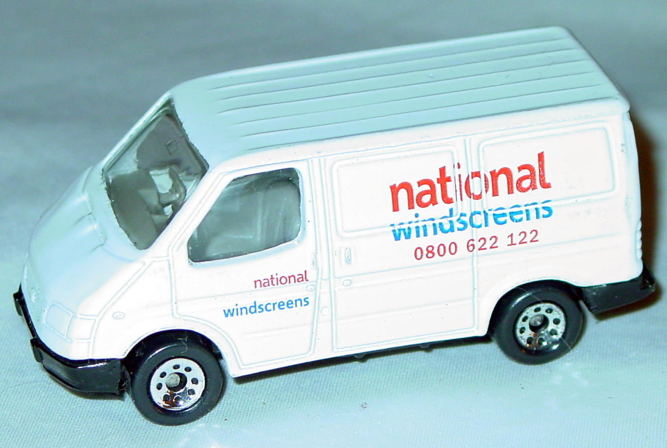 ASAP-CCI 15 K - Ford Transit Van White National Windscreens 8-dot