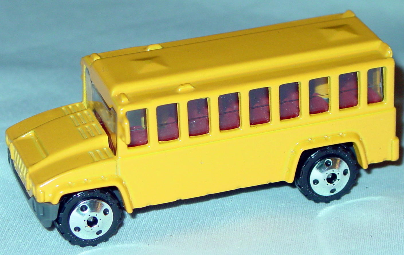 ASAP-CCI 16 G 9 - School Bus org-Yellow CCI blank