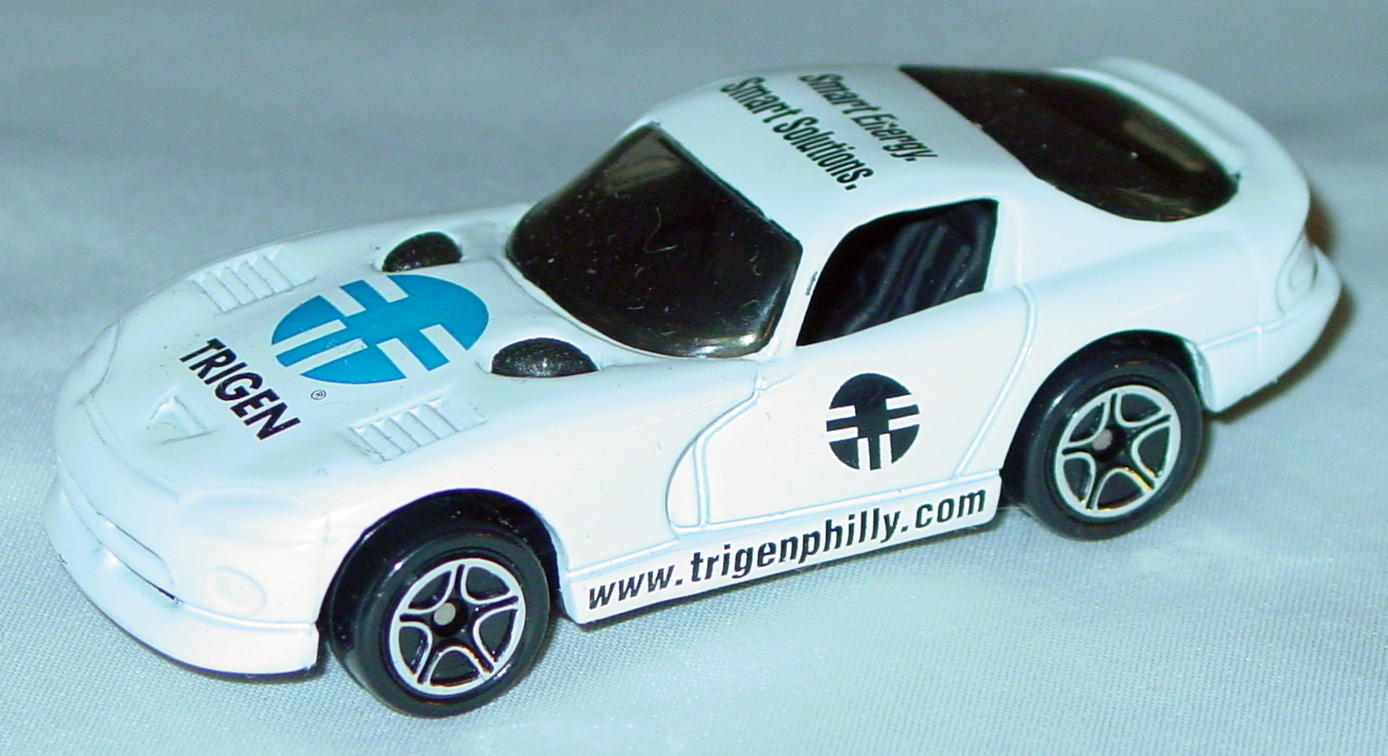 ASAP-CCI 01 G 50 - Dodge Viper GTS White Smart Energy Trigen CCI
