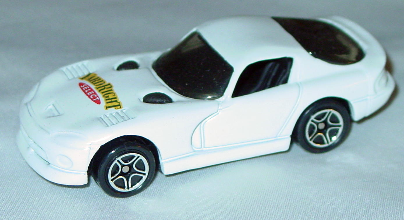 ASAP-CCI 01 G 51 - Dodge Viper GTS White Yard Right Select CCI