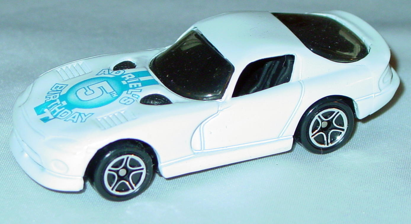 ASAP-CCI 01 G 56 - Dodge Viper GTS White Adriels 5th birthday
