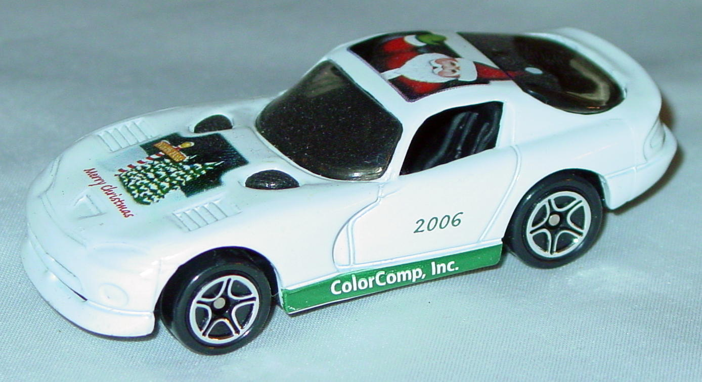 ASAP-CCI 01 G - Dodge Viper GTS White Christmas 06 CCI