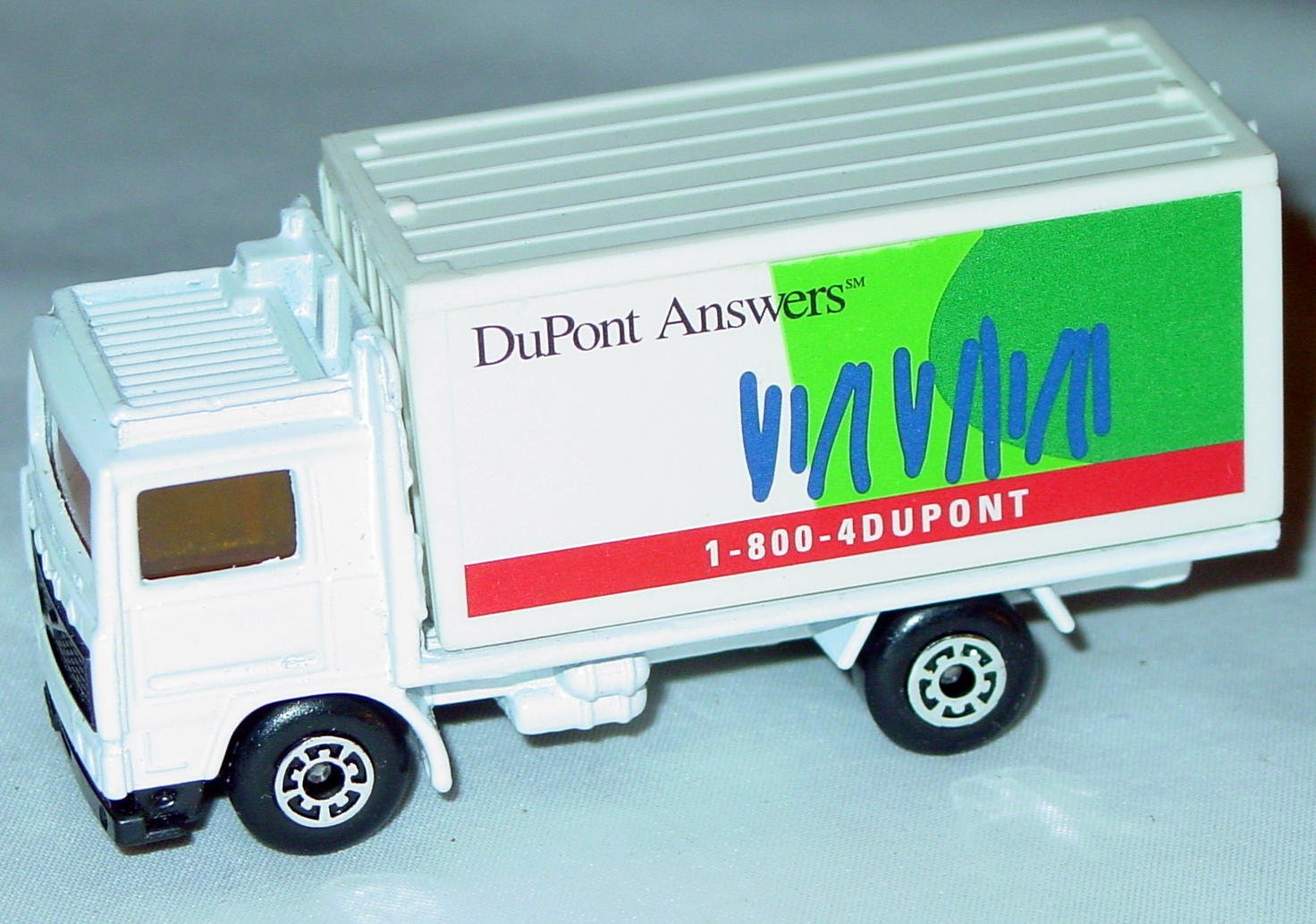 ASAP-CCI 20 D 43 - Volvo Cont Truck White and White Dupont answers made in China ASAP